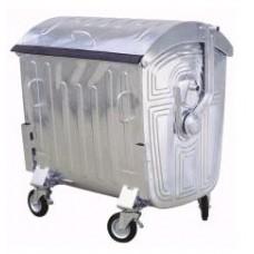 Cinkots metāla konteiners 1100l