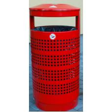 Perforēta atkritumu tvertne 70lS