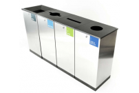 Tvertnes atkritumu šķirošanai
