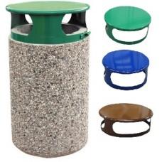 Betona atkritumu urna 6117