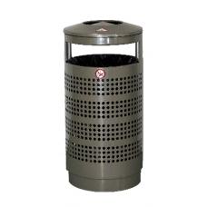 Perforēta atkritumu tvertne 70l
