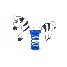 Atsperšūpoles VSAP Zebra